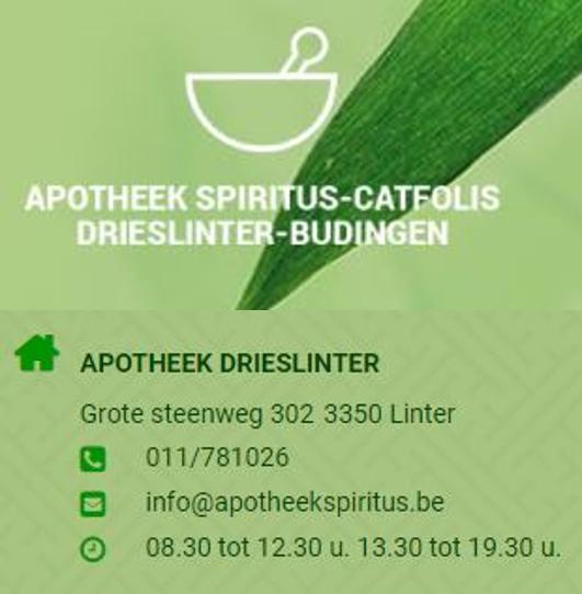 Apotheek Spiritus