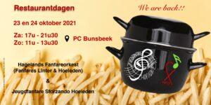 Restaurantdagen @ PC Bunsbeek